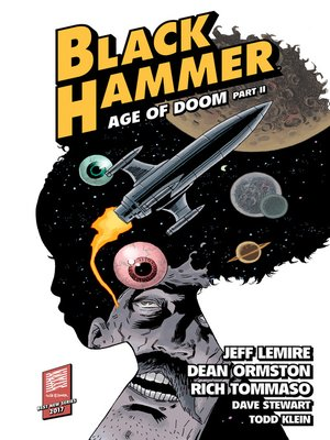 cover image of Black Hammer: Age of Doom (2018), Volume 2