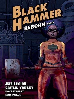 cover image of Black Hammer Volume 5