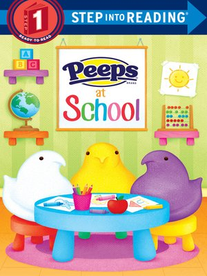 cover image of Peeps at School (Peeps)