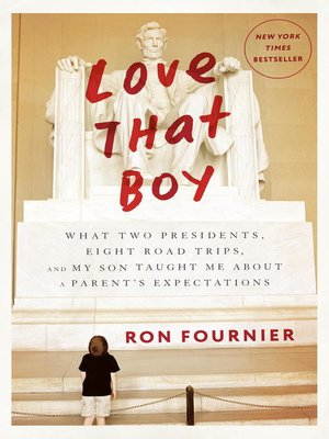 cover image of Love That Boy