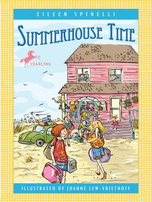cover image of Summerhouse Time