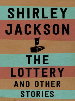 cover image of The Lottery and Other Stories