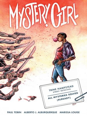cover image of Mystery Girl