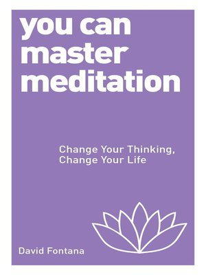cover image of You Can Master Meditation