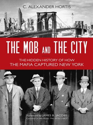 cover image of The Mob and the City