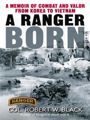 cover image of A Ranger Born