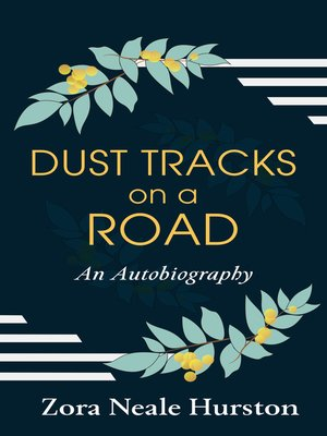 cover image of Dust Tracks on a Road
