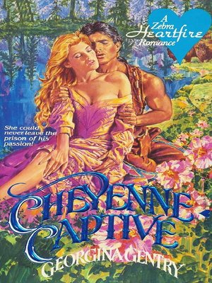 cover image of Cheyenne Captive