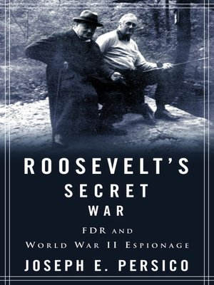 cover image of Roosevelt's Secret War