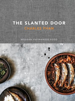 cover image of The Slanted Door