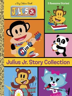 cover image of Julius Jr. Story Collection