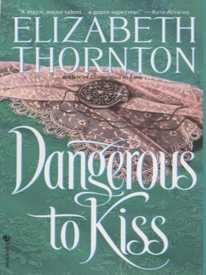 cover image of Dangerous to Kiss