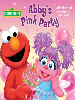 cover image of Abby's Pink Party