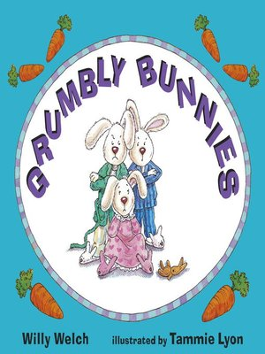 cover image of Grumbly Bunnies