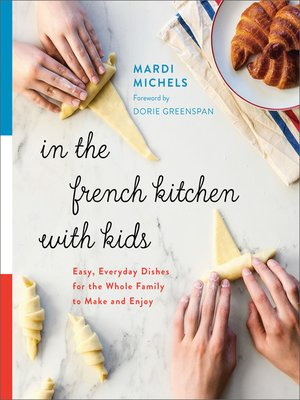 cover image of In the French Kitchen with Kids