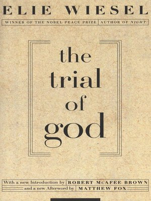 cover image of The Trial of God