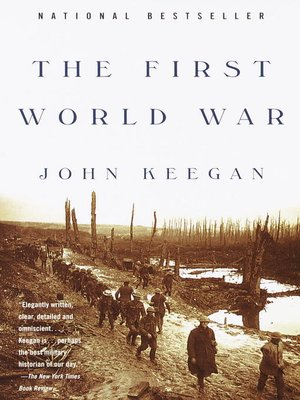 cover image of The First World War