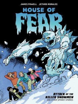 cover image of House of Fear