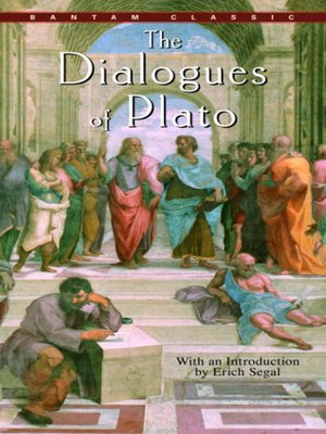cover image of The Dialogues of Plato