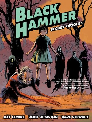cover image of Black Hammer Volume 1