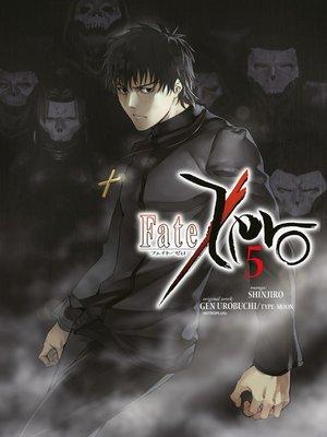 cover image of Fate/Zero, Volume 5