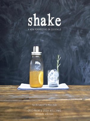 cover image of Shake