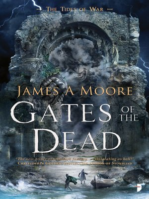 cover image of Gates of the Dead