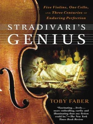 cover image of Stradivari's Genius