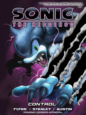 cover image of Sonic the Hedgehog 4