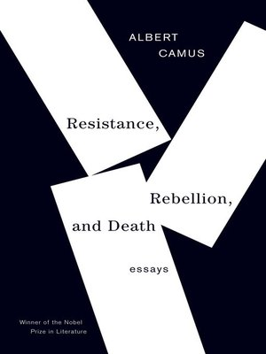 cover image of Resistance, Rebellion, and Death