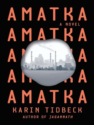 cover image of Amatka