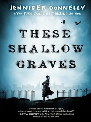 cover image of These Shallow Graves