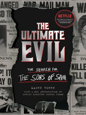 cover image of The Ultimate Evil