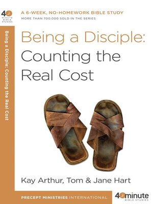 cover image of Being a Disciple