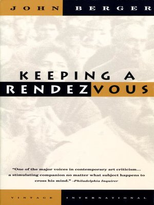 cover image of Keeping a Rendezvous