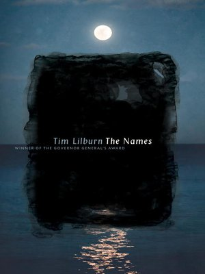 cover image of The Names