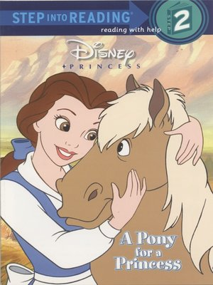 cover image of A Pony for a Princess (Disney Princess)