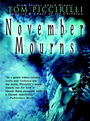cover image of November Mourns