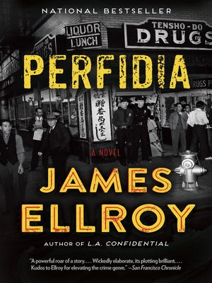 cover image of Perfidia
