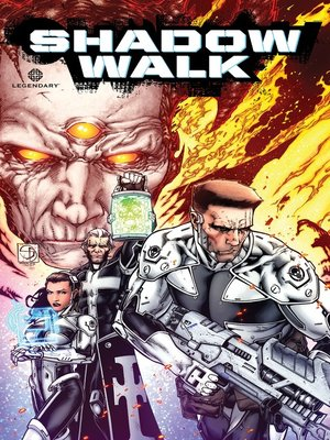 cover image of Shadow Walk