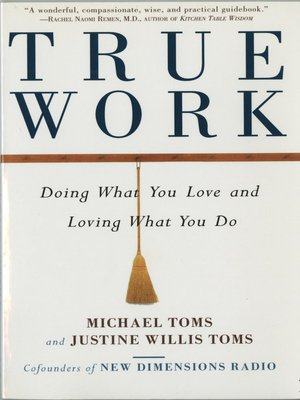 cover image of True Work