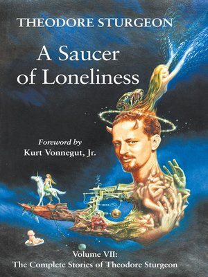 cover image of A Saucer of Loneliness