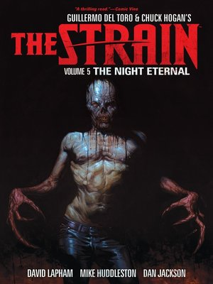 cover image of The Strain (2011), Volume 5