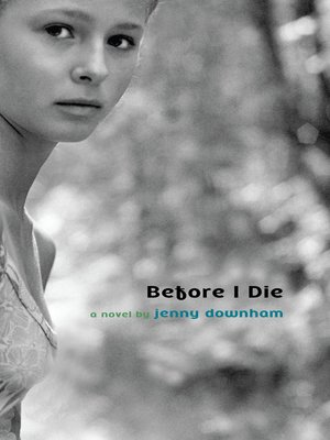 cover image of Before I Die