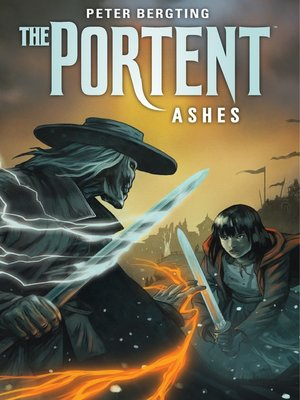 cover image of The Portent: Ashes