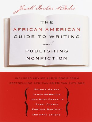cover image of The African American Guide to Writing & Publishing Non Fiction