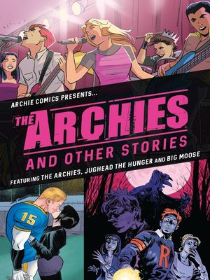 cover image of The Archies & Other Stories