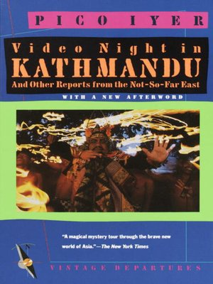 cover image of Video Night in Kathmandu