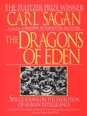 cover image of The Dragons of Eden