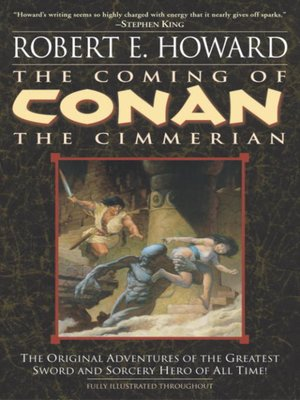 cover image of The Coming of Conan the Cimmerian